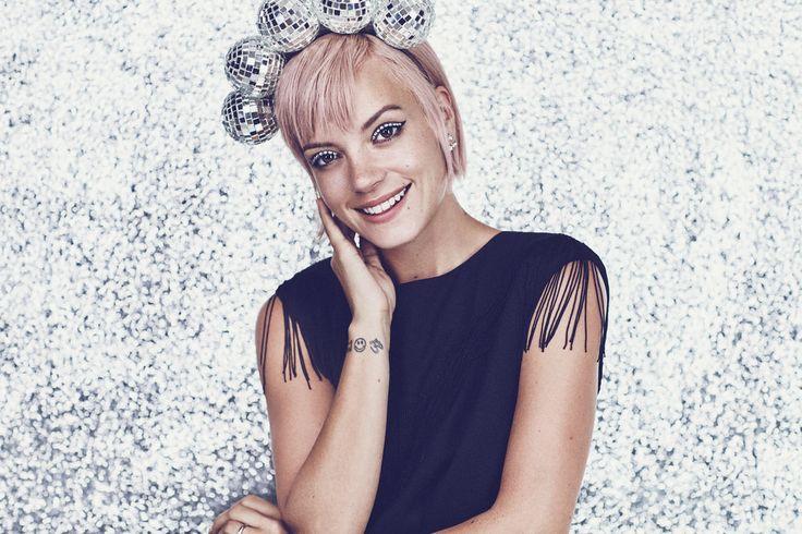 Лили Аллен — Фотосессия для «Vero Moda» Зима 2015 – 13