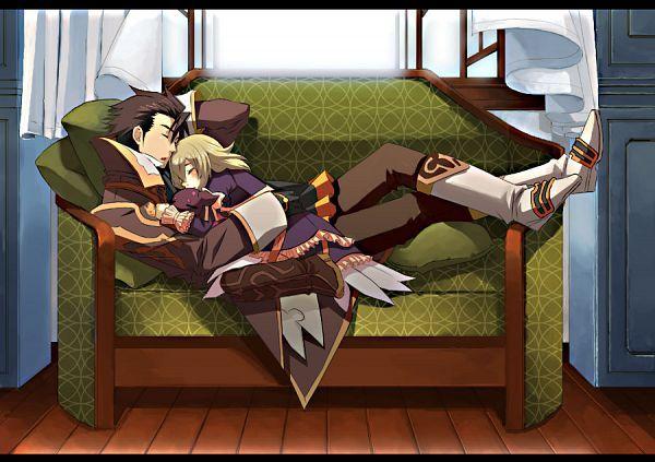 Alvin should've ended up as Elize's caretaker IMO.