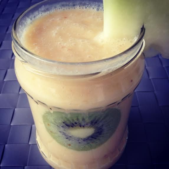Vitamin C surge smoothie #vegan #cold #healthy #vitaminC