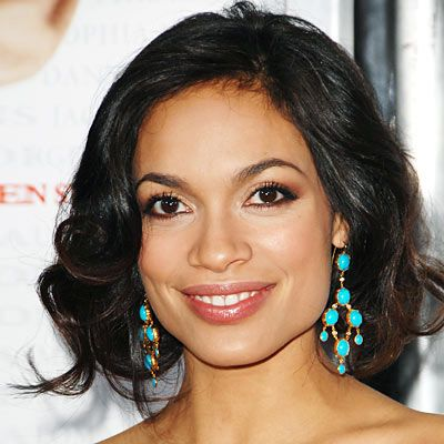 Rosario Dawson's Changing Looks - 2008 from InStyle.com