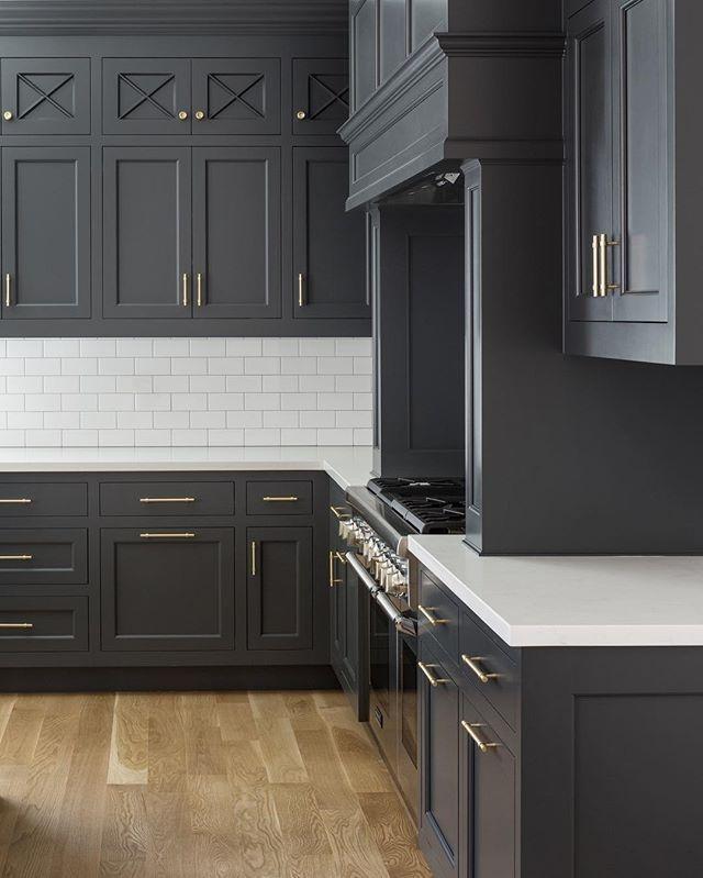 Charcoal Grey Kitchen Cabinets Grey Kitchen Designs Luxury