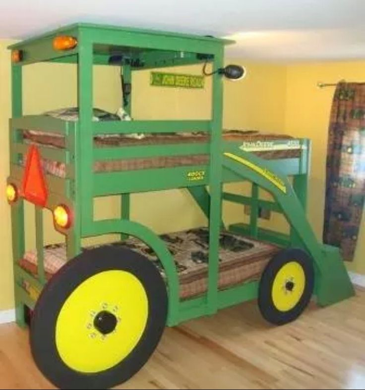 John Deere Bunk Bed Kit : Best images about home life on pinterest pine cone