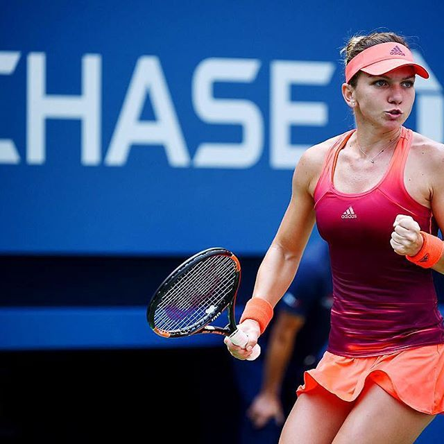 Simona Halep opens her US Open with a 6-2, 3-0 (ret'd) win over Erakovic! #USOpen