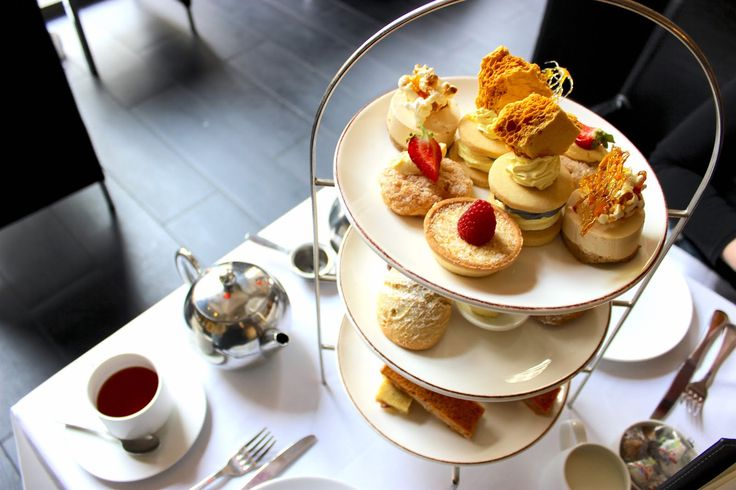 The Afternoon Tea Club.  #BeeProud Afternoon Tea at The Radisson Blu Edwardian Hotel, Manchester
