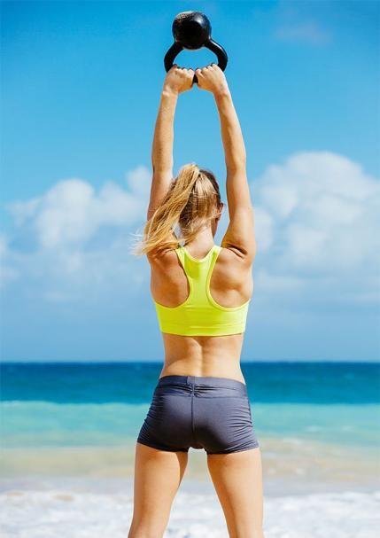 Truth: Strength-Training Won't Make You Bulky