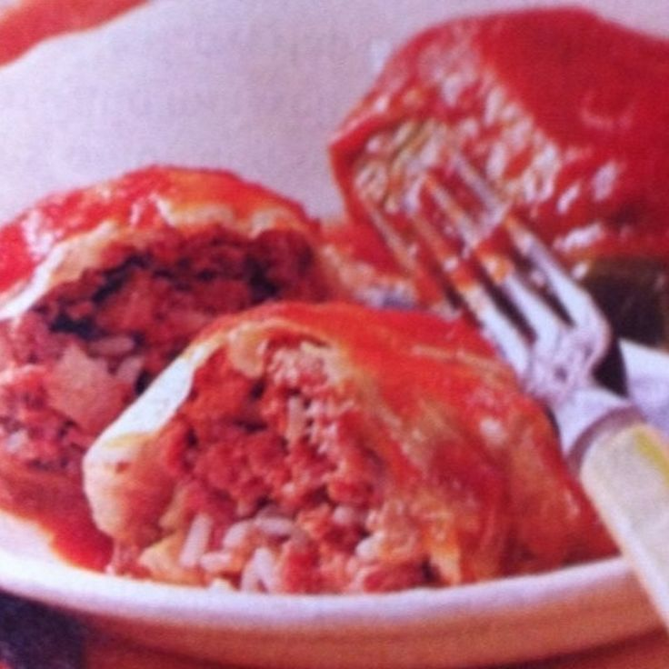 My Mama's Cabbage Rolls