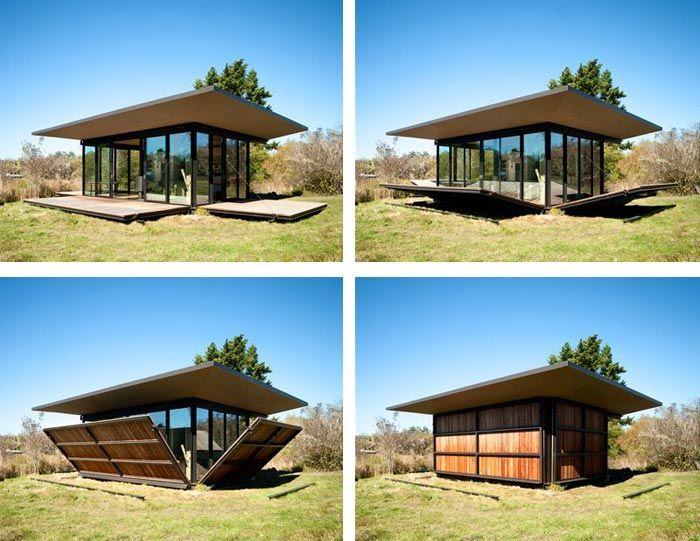 Ouverture bungalow design