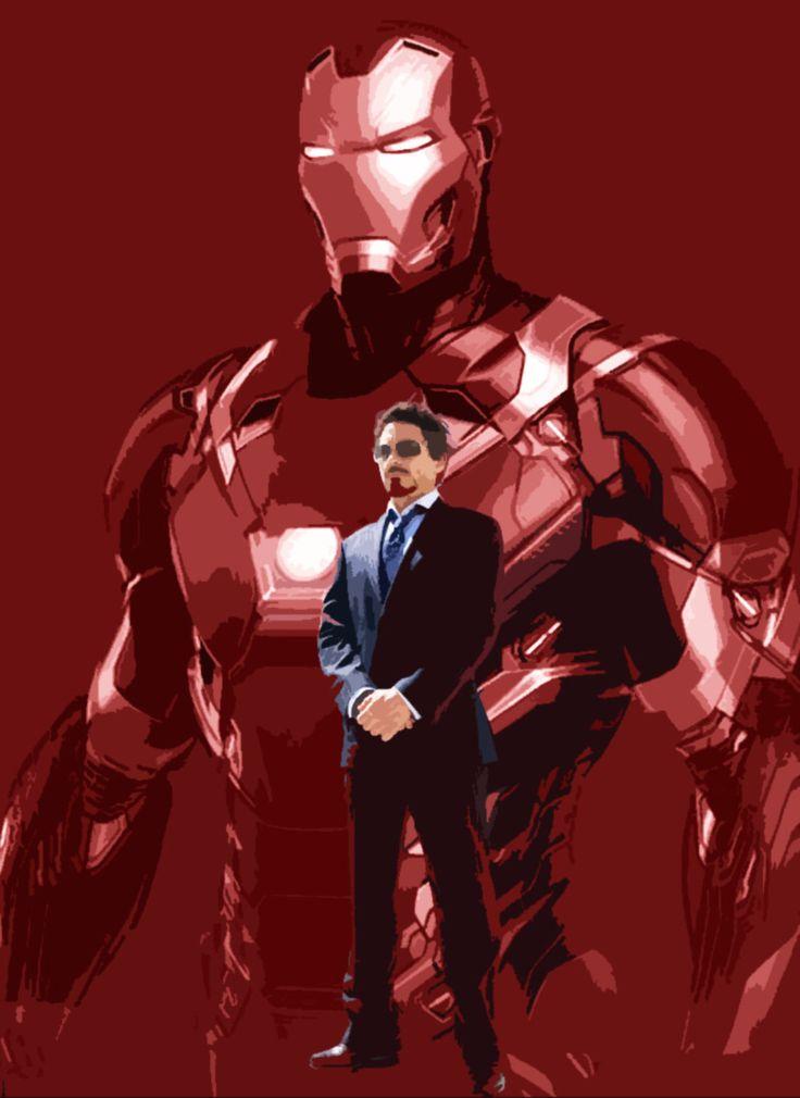 Tony Stark: Iron Man (RDJ - it's all the same...)