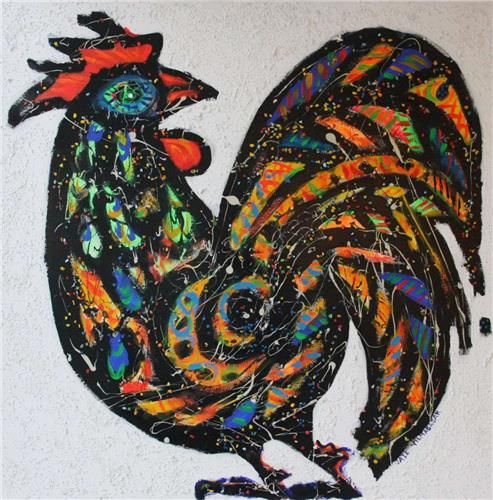 Jale Yılmabaşar.(Turkish painter and ceramic artist)