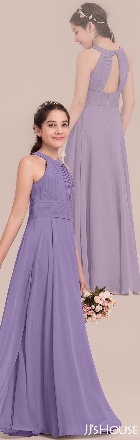 What a marvelous junior bridesmaid dress! #JJsHouse #Junior #Bridesmaid