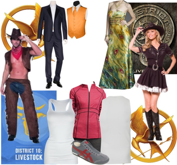 1000+ images about Hunger Games: District 10 (Livestock ...