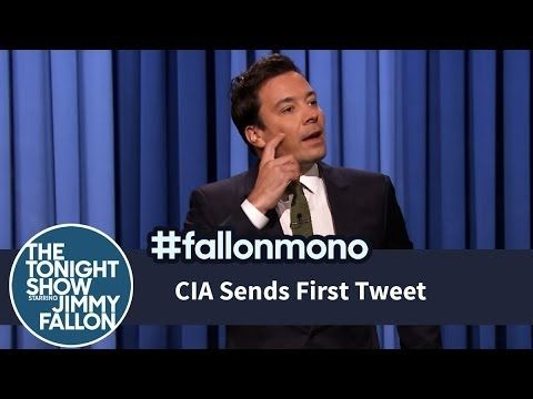 CIA Sends Their First Tweet, Miss Nevada Crowned Miss USA -- Monologue