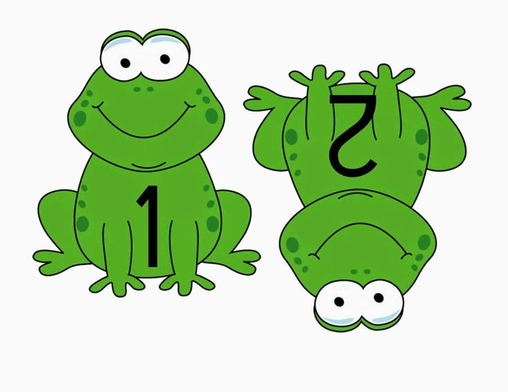 Free counting frogs can be used for 5 speckled frogs