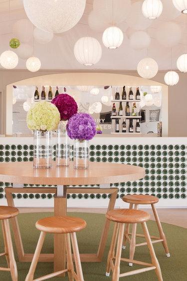 Yellowglen / Treasury Wine Estates Birdcage Marquee, VIC by MIM Design