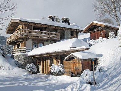 Chalet à Megève, Haute-Savoie