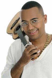 Samba singer/musician Dudu Nobre