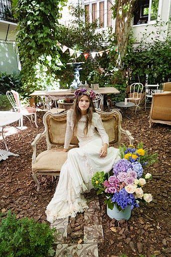 Boho Wedding# boho chic wedding# bohemian bride