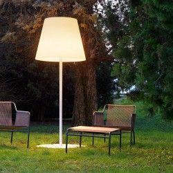 OUTDOOR FLOOR LAMPS - YLighting Page