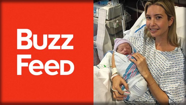 DELETE BUZZFEED! LOOK AT THE SICK WAY BUZZFEED JUST ATTACKED IVANKA TRUM...