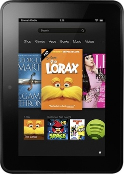"Awesome Kindle Fire HD - 7"" display with 16GB Memory"