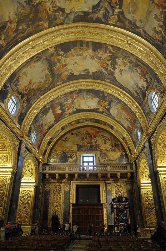 St. John's Cathedral, Valletta, Malta