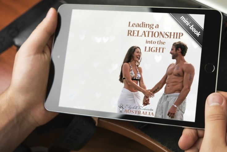 Leading a Relationship into the LIGHT - free