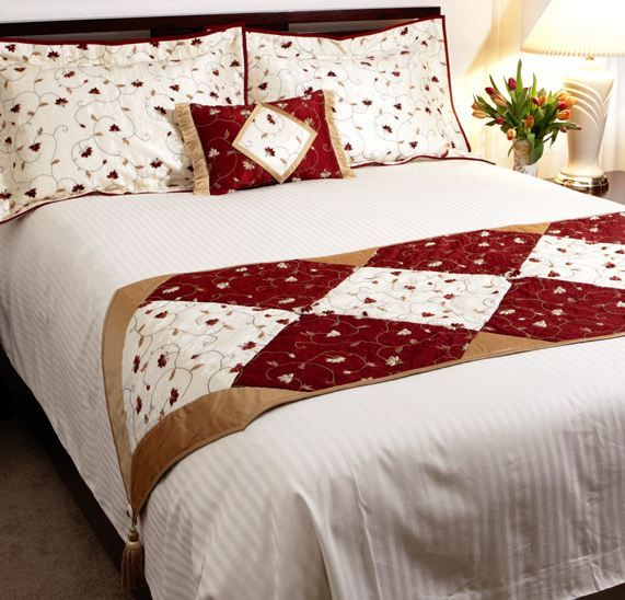 Make Your Bed by Martingale | That Patchwork Place, via Flickr