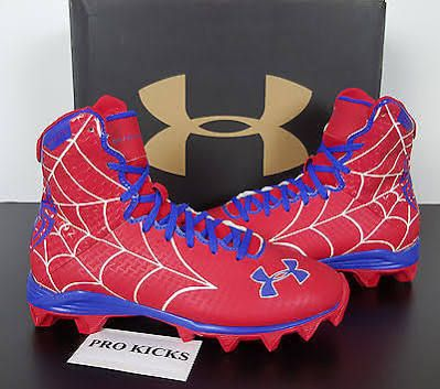 kids football cleats spiderman - Google Search