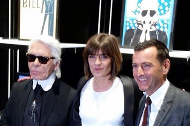 Tiffany Cooper y el mundo de Karl Lagerfeld
