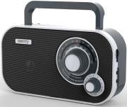 CAMRY CR1140B PORTABLE RADIO FM/AM BLACK - http://tech.bybrand.gr/camry-cr1140b-portable-radio-fmam-black/