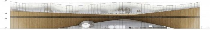 Gallery of Helsinki Central Library Winning Proposal / ALA Architects - 18