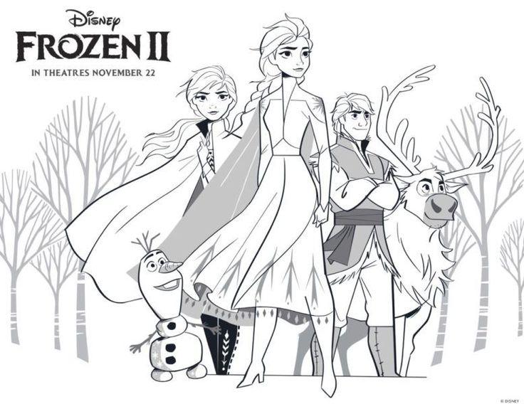 Kostenlose Frozen 2 Druckbare Malvorlagen Und Aktivitaten Szinezo Aktivitaten Druckbare Malvorlage Prinzessin Malvorlagen Pferde Malvorlagen Fur Kinder