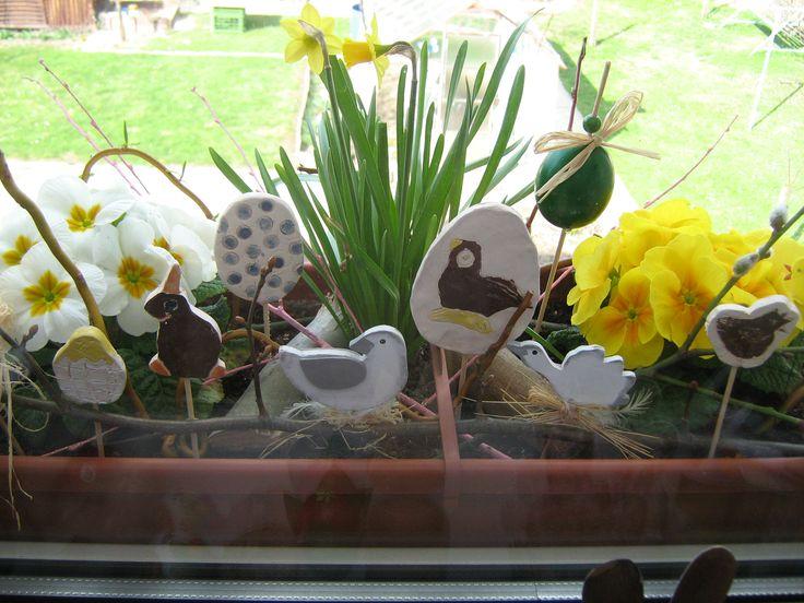 Velikonoční okno
