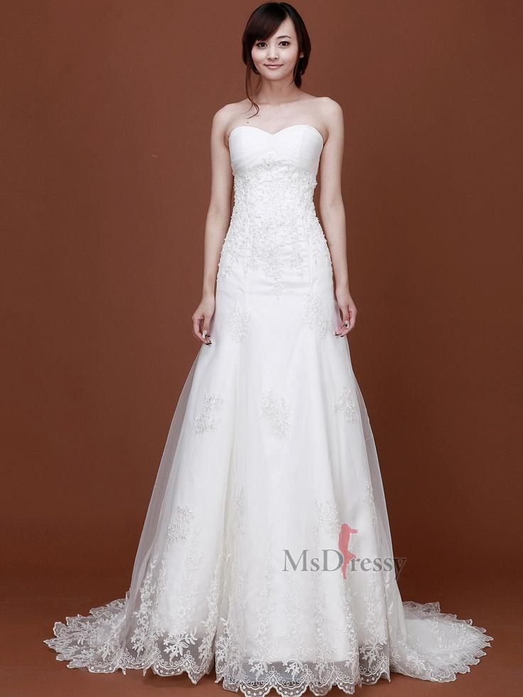 gorgeous lace wedding dress!!!