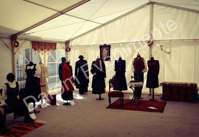 Darom Evenimente: Targuri si expozitii la cort!