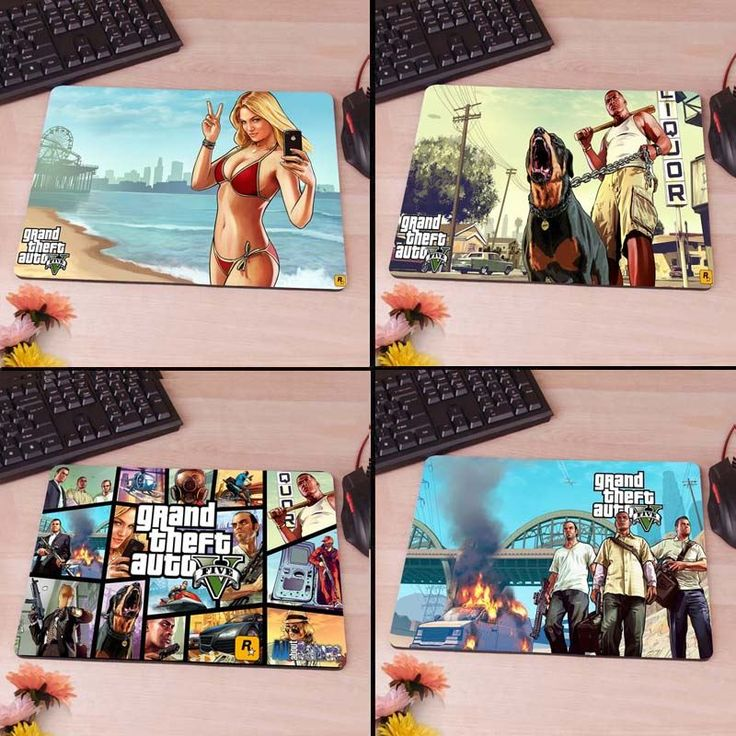 GTA 5 Mouse Pad //Price: $9.99 & FREE Shipping //     #picacollection #shopping #anime #videogames #cinema #fashion