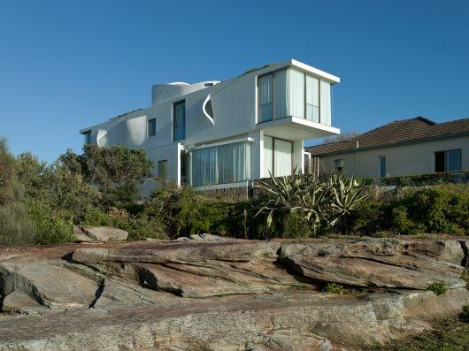 Seacliff House | Chris Elliott Architects; Photo © CEA | Bustler