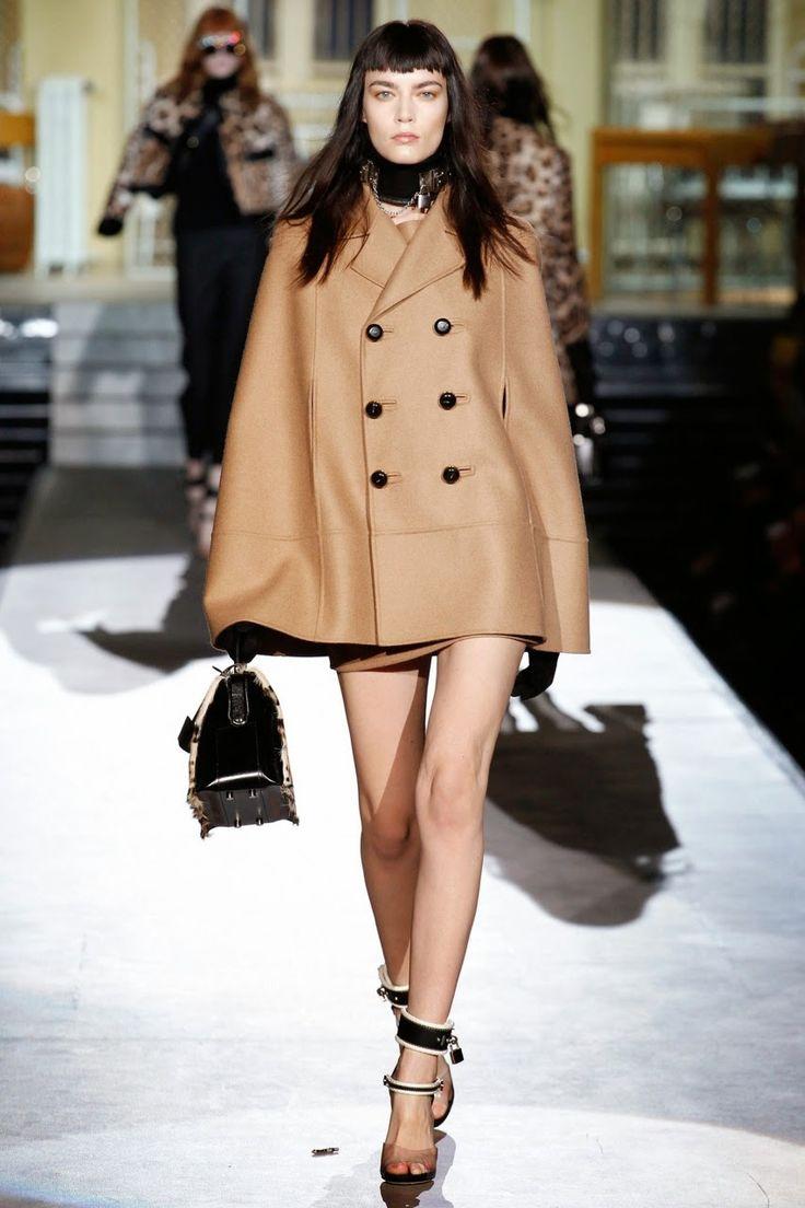 Мастер-класс: Моделирование. Кейп.:Fashion design