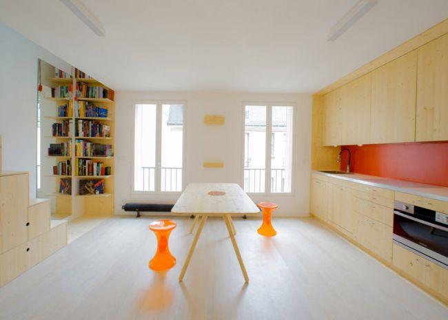 Optimiser lespace dun petit appartement