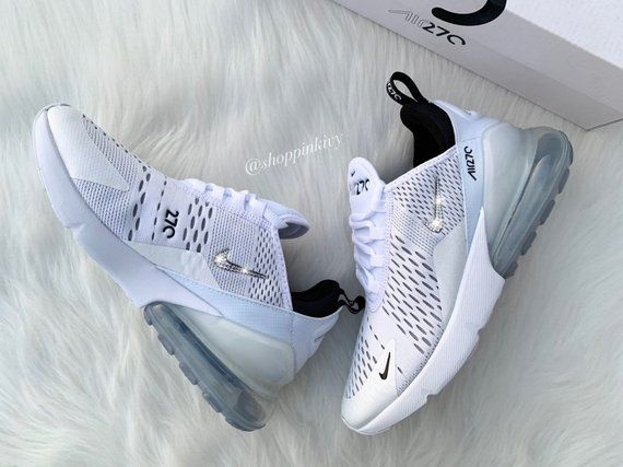 Swarovski Nike Air Max 720 Schuhe blingte Out mit Swarovski