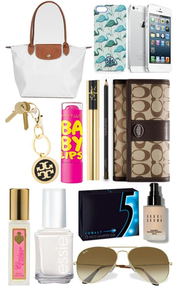 """Whats In My Purse?"" by alexkay98 ❤ liked on Polyvore"