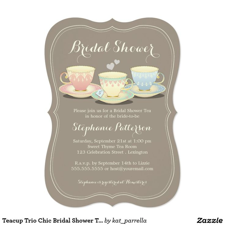 Best 25+ Chic Bridal Showers Ideas On Pinterest