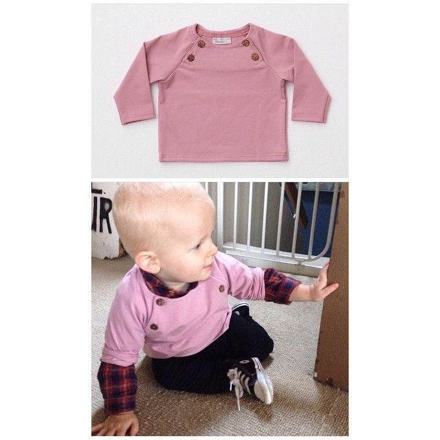This guy knows that pink isn't just for girls- wearing the @frankeysplayground jersey in rose #boysinpink #moxiehearts #kidsonlinestore #ministyle