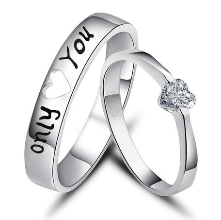 Cute promise ring... as much as I hate the idea of promise rings (just a fake engagement ring)