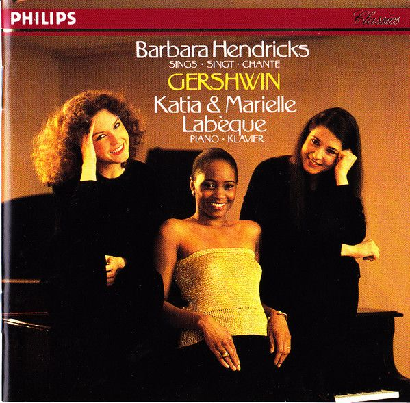 George Gershwin, Barbara Hendricks, Katia Labèque, Marielle Labèque - Gershwin Songs (CD, Album) at Discogs
