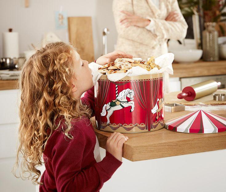 Dóza na sušienky s hracím strojčekom 332156 z e-shopu Tchibo.sk