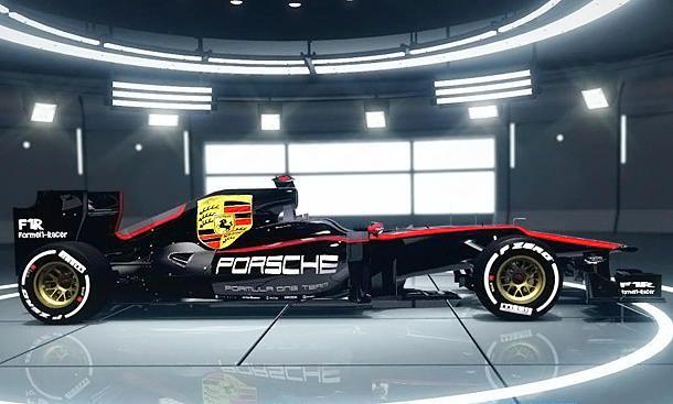Porsche in der Formel 1
