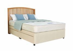 Myer's Essential Sleep Support Single divan £199 @Furniture Village