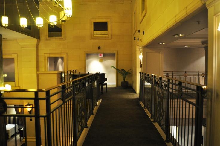 Windsor Arms - Mezzanine