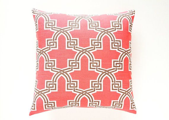 17 Best images about Florida - coral pillows on Pinterest Coral pillows, Ikea and Geometric pillow